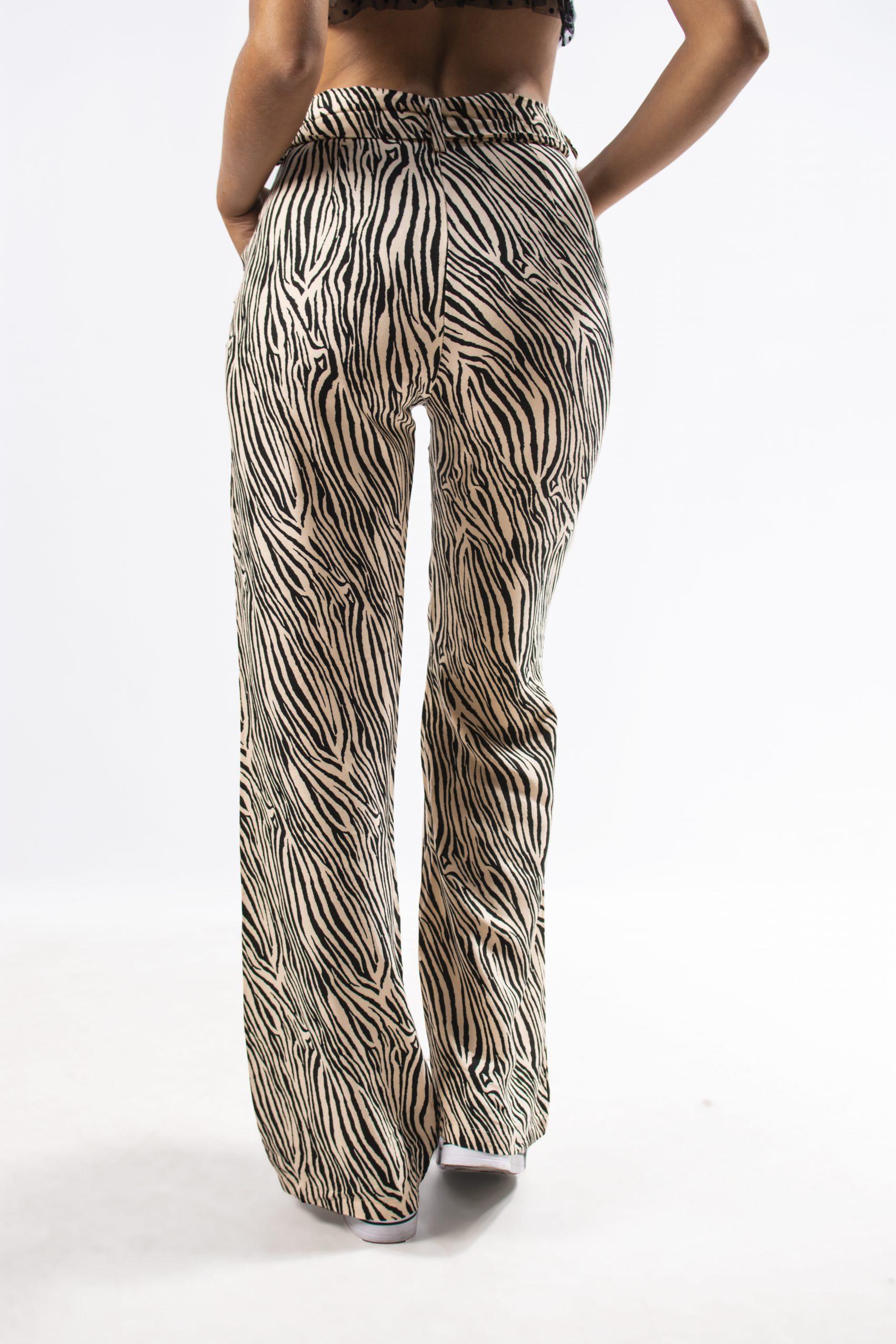 Pantalon Palazo Zinia Con Lazo Jc Moda Tienda Online
